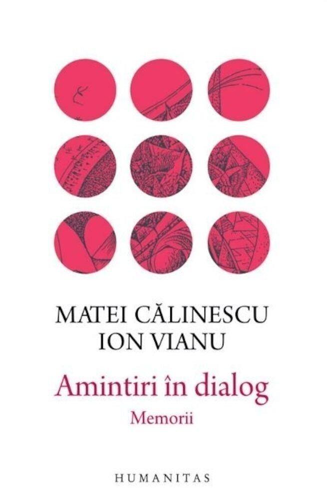 Coperta Carte Amintiri in dialog