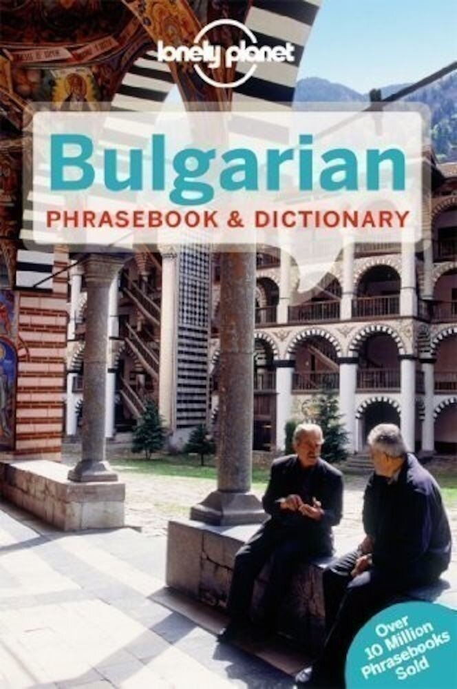 Coperta Carte Lonely Planet Bulgarian Phrasebook & Dictionary
