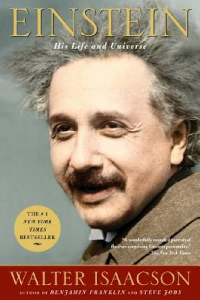 Einstein: His Life and Universe, Paperback