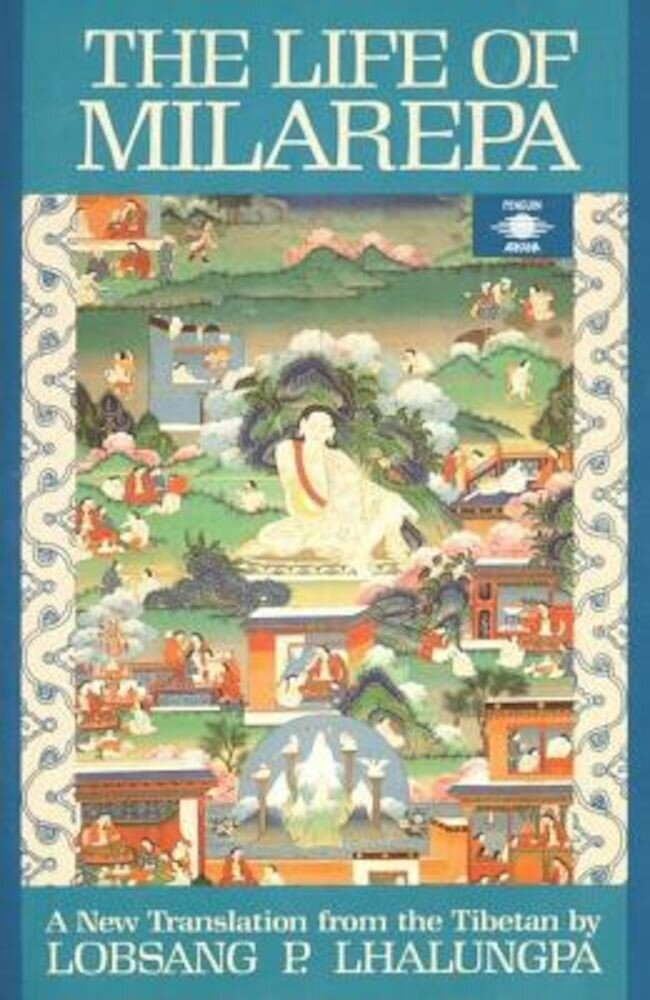 The Life of Milarepa: A New Translation from the Tibetan, Paperback