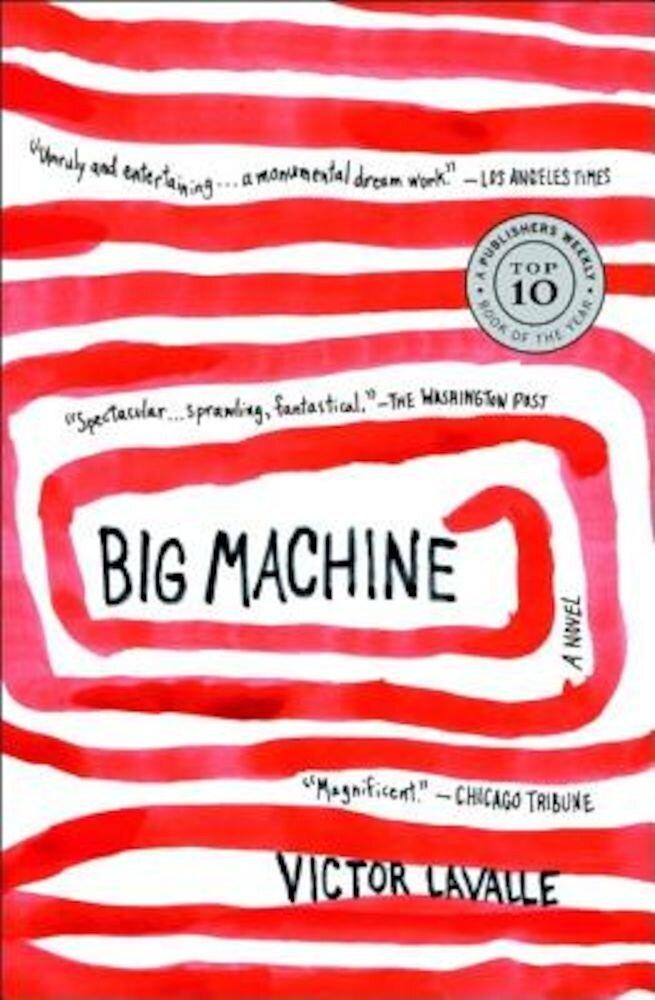 Big Machine, Paperback