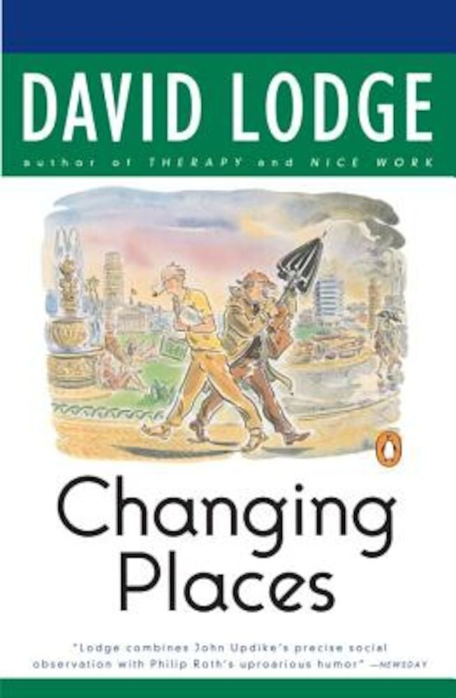 Changing Places, Paperback