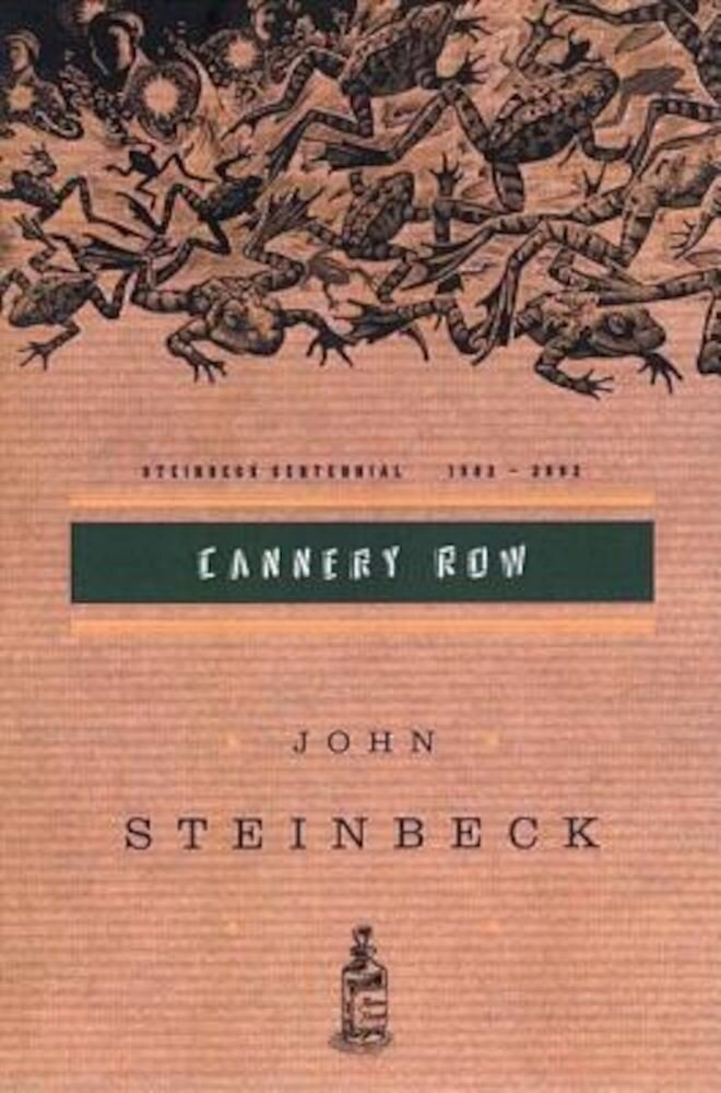 Cannery Row: (Centennial Edition), Paperback
