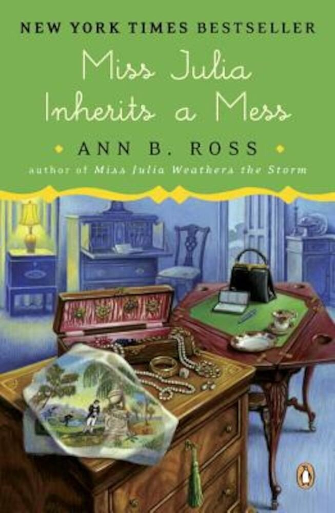 Miss Julia Inherits a Mess, Paperback