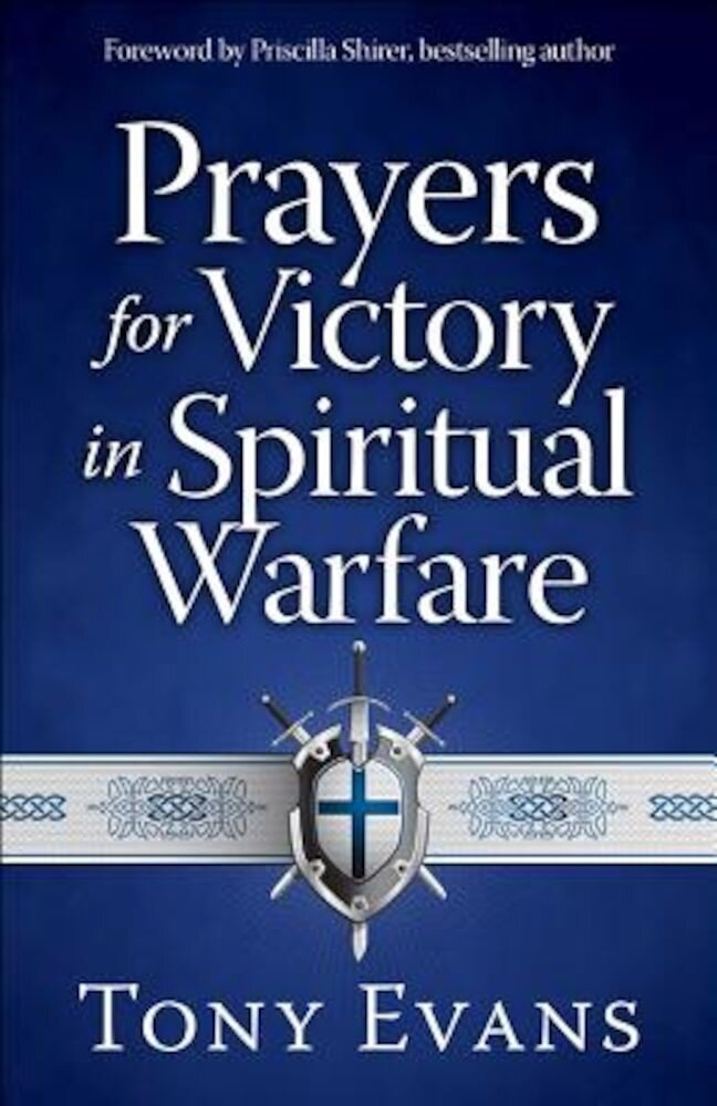 Prayers for Victory in Spiritual Warfare, Paperback