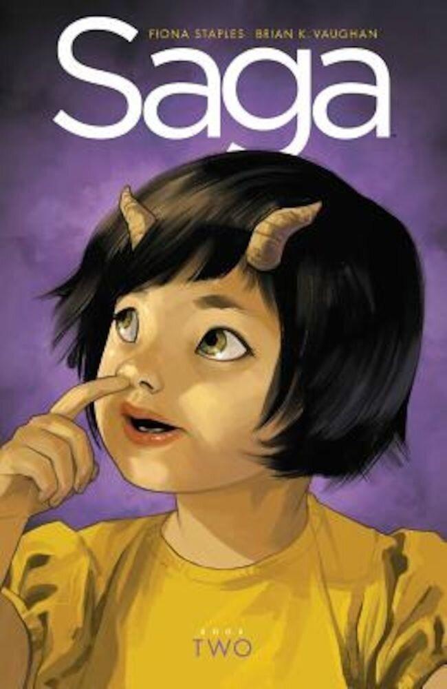 Saga, Book Two, Hardcover