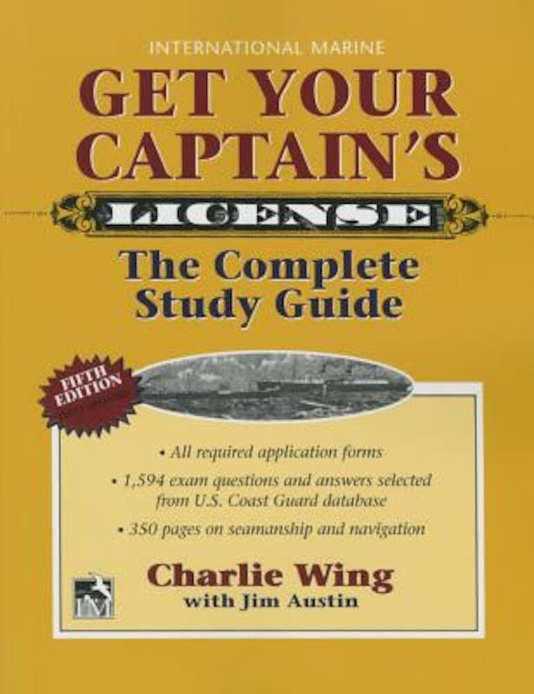 Get Your Captain's License, 5th, Paperback