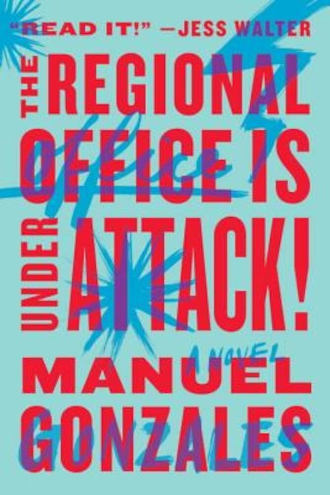 The Regional Office Is Under Attack!, Paperback