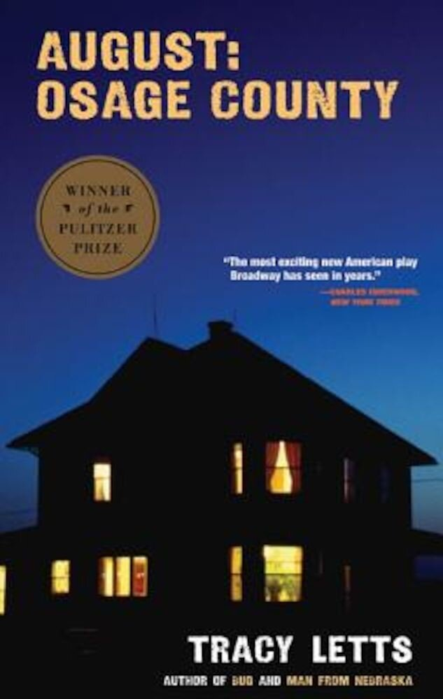 August: Osage County, Paperback