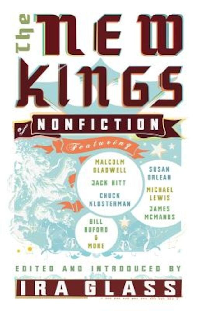 The New Kings of Nonfiction, Paperback