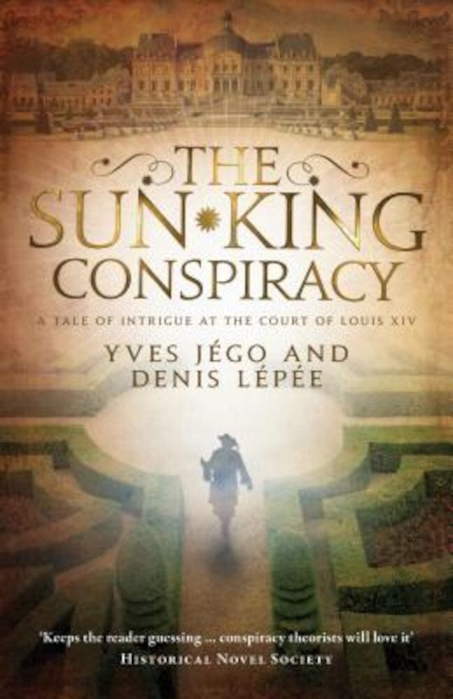 The Sun King Conspiracy, Paperback