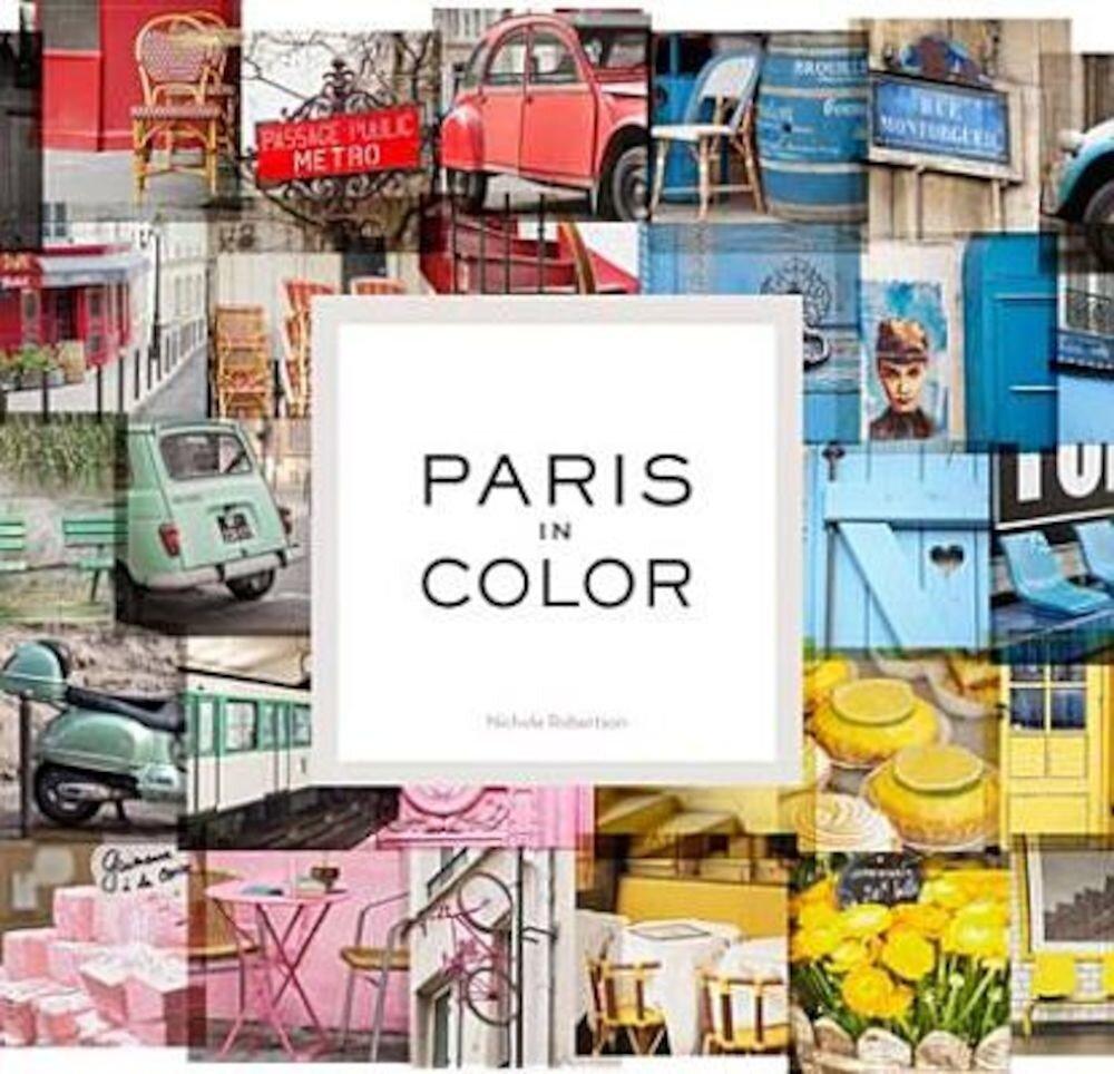 Paris in Color, Hardcover