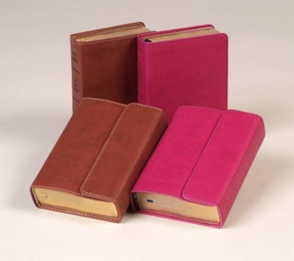 Large Print Compact Reference Bible-KJV, Hardcover