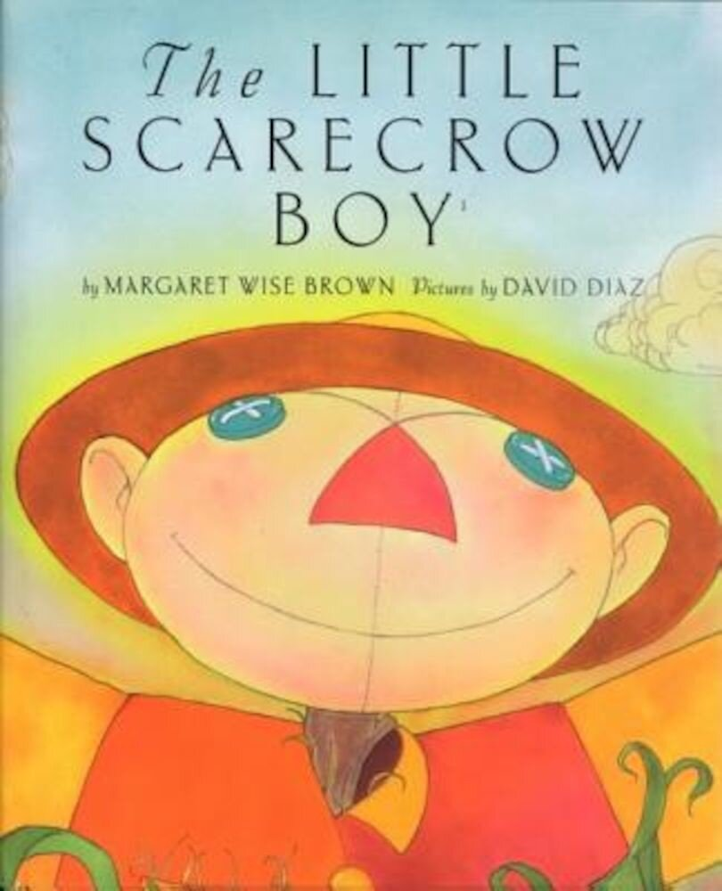 The Little Scarecrow Boy, Paperback