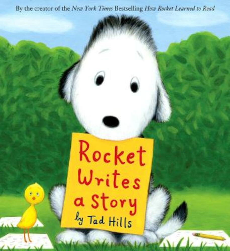 Rocket Writes a Story, Hardcover
