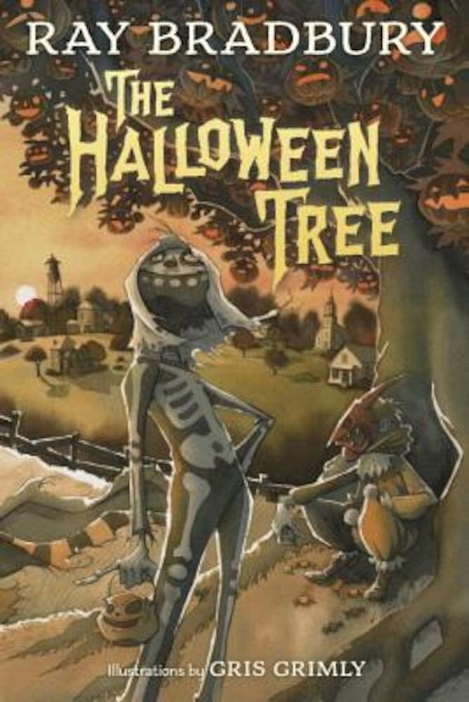 The Halloween Tree, Hardcover