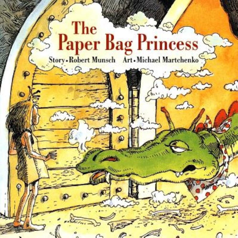 The Paper Bag Princess, Hardcover