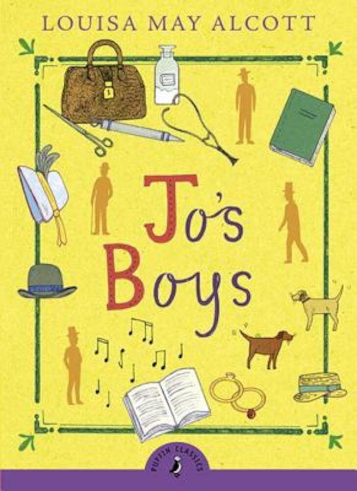 Jo's Boys, Paperback
