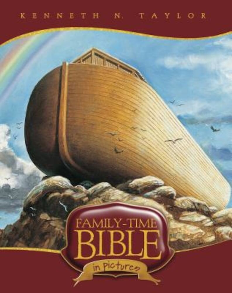 Family-Time Bible in Pictures, Hardcover