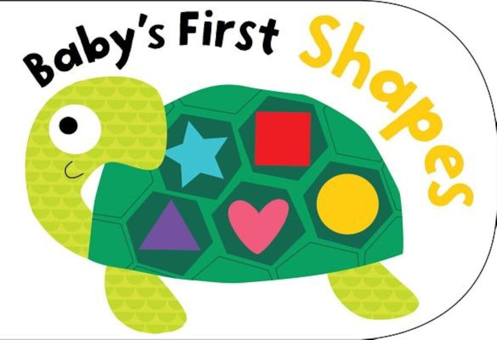 Baby's First Shapes, Hardcover
