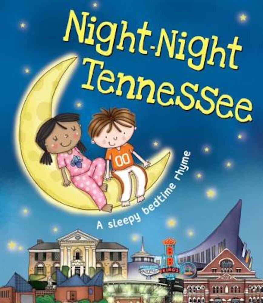 Night-Night Tennessee, Hardcover