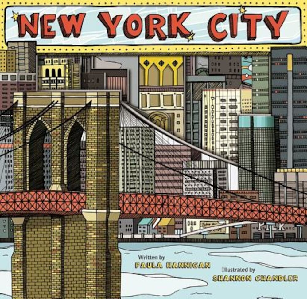 New York City [With 3 Postcards], Hardcover