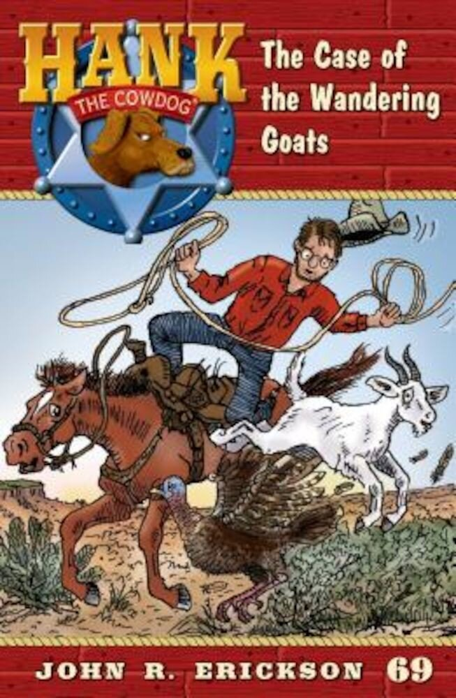 The Case of the Wandering Goats, Paperback