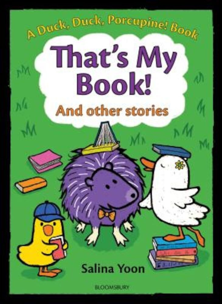 That's My Book! and Other Stories, Hardcover