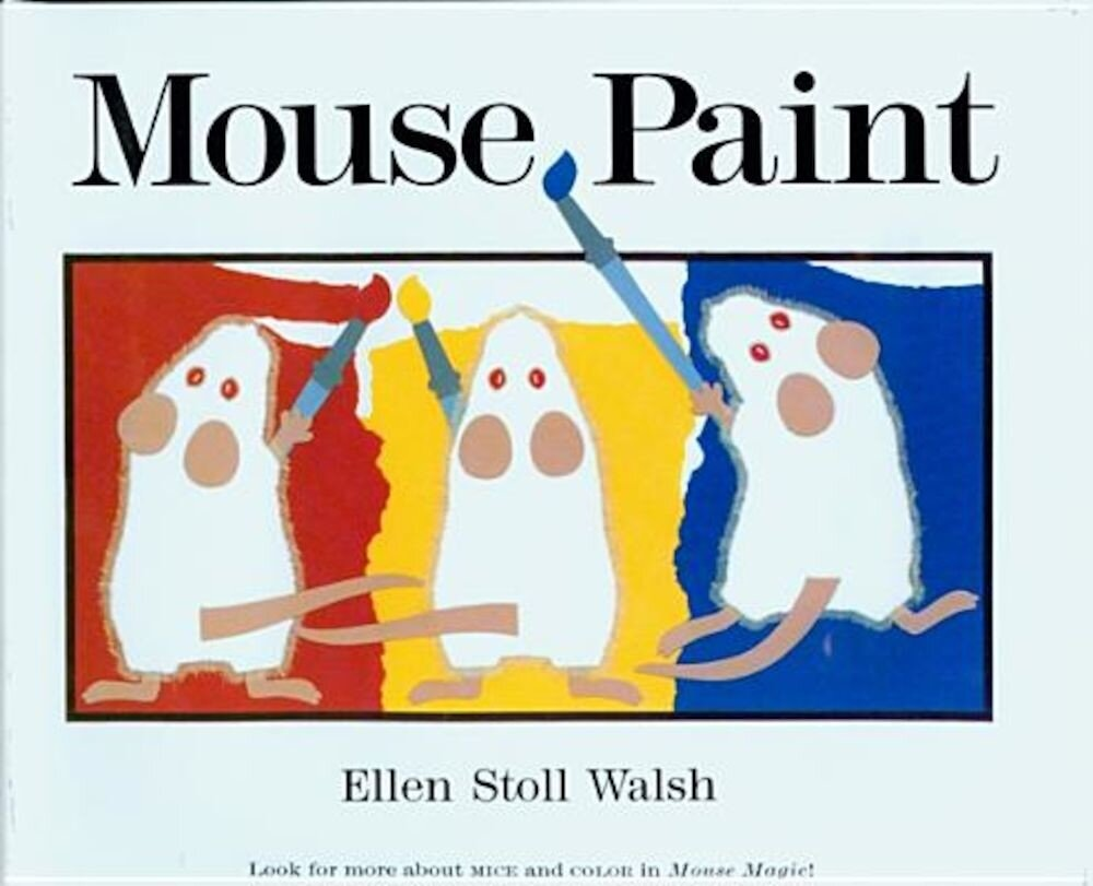 Mouse Paint, Hardcover