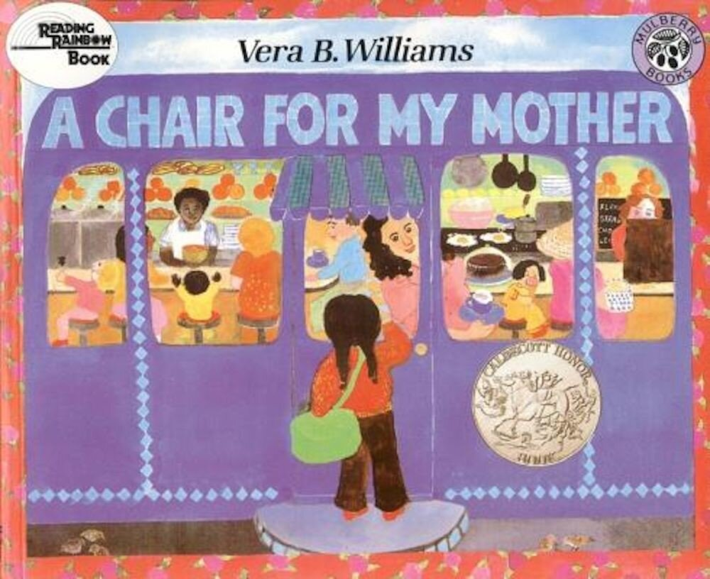 A Chair for My Mother, Hardcover