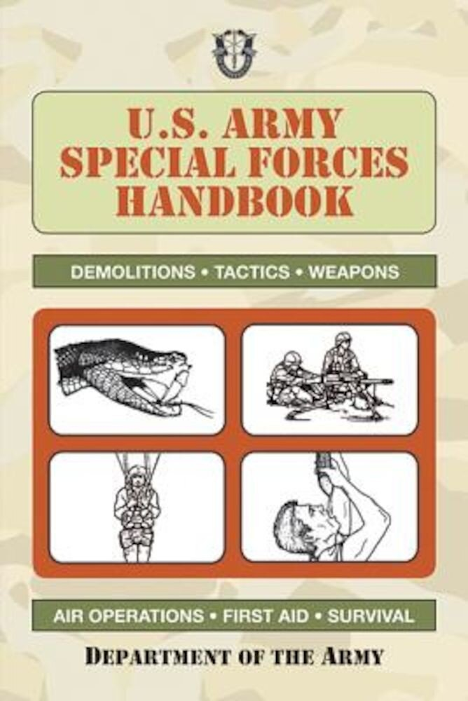 U.S. Army Special Forces Handbook, Paperback