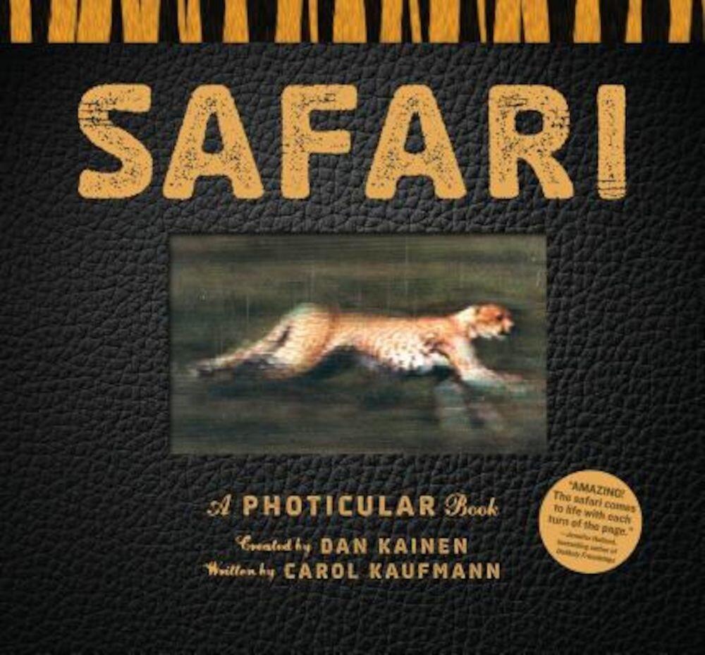 Safari: A Photicular Book, Hardcover