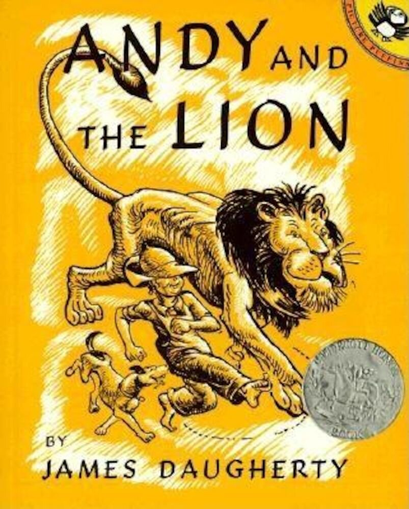 Andy and the Lion, Paperback