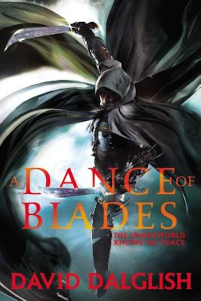 A Dance of Blades, Paperback