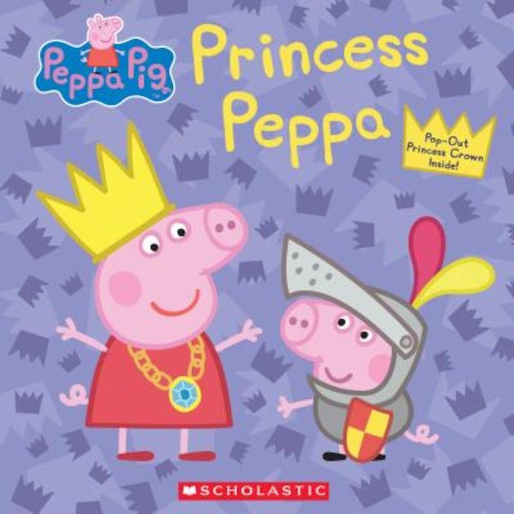 Princess Peppa, Hardcover