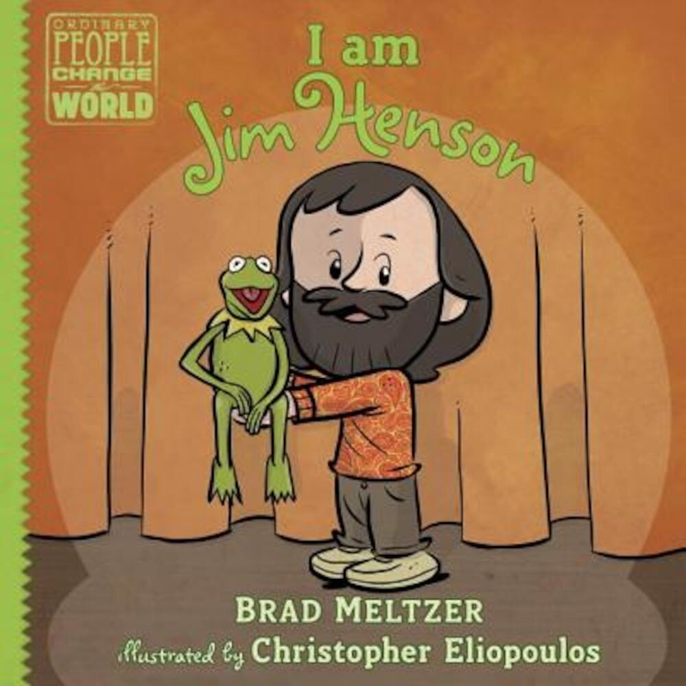I Am Jim Henson, Hardcover