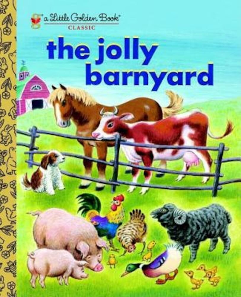 The Jolly Barnyard, Hardcover
