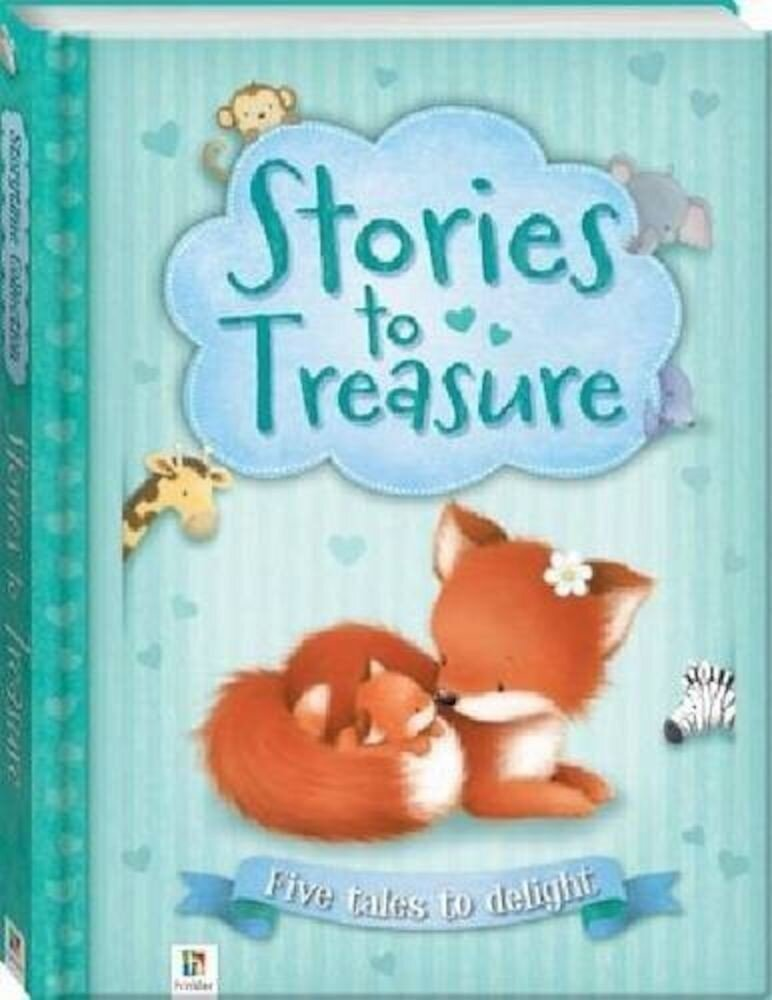 Coperta Carte Storytime Collection: Stories to Treasure