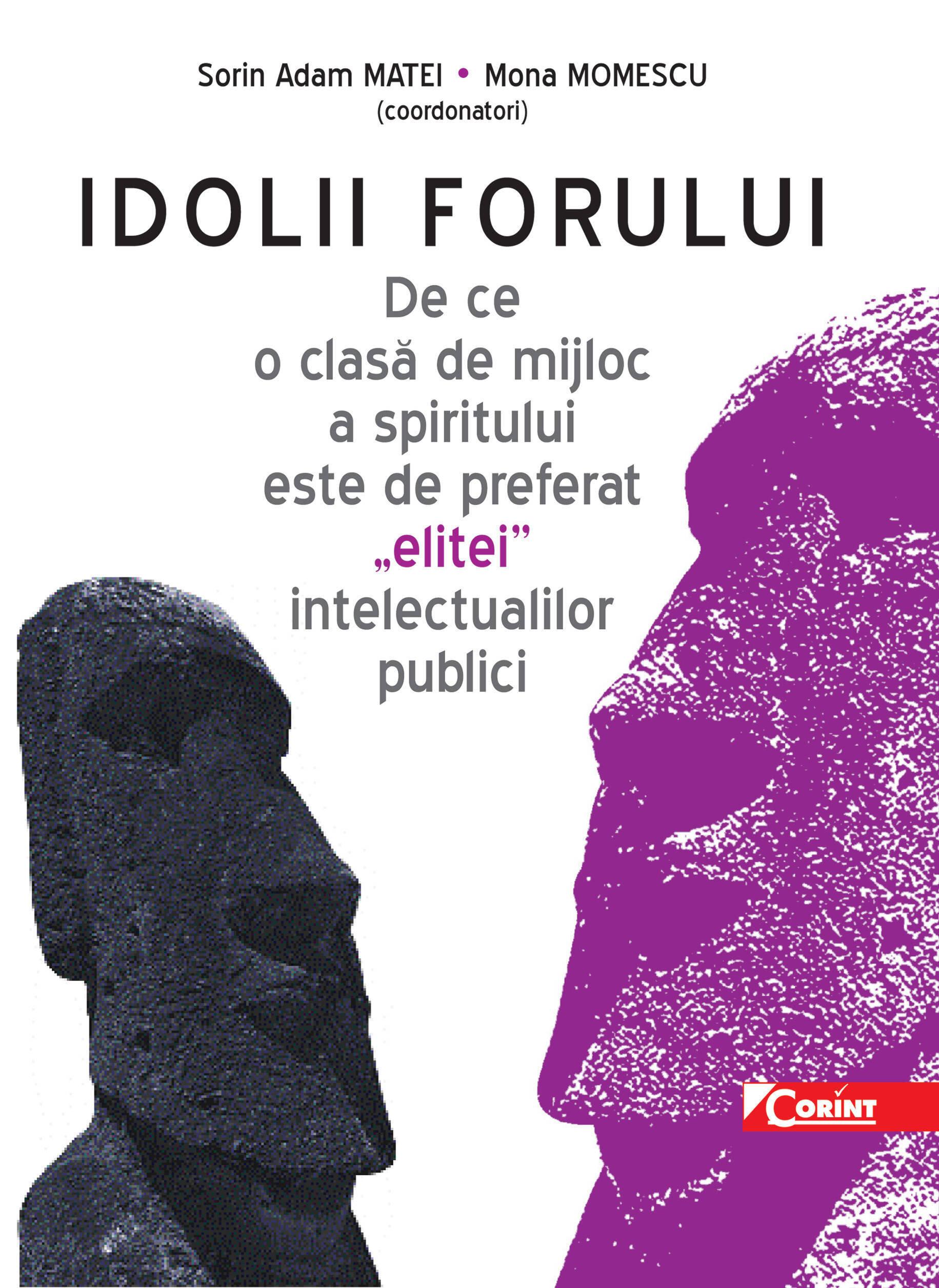 Idolii forului (eBook)