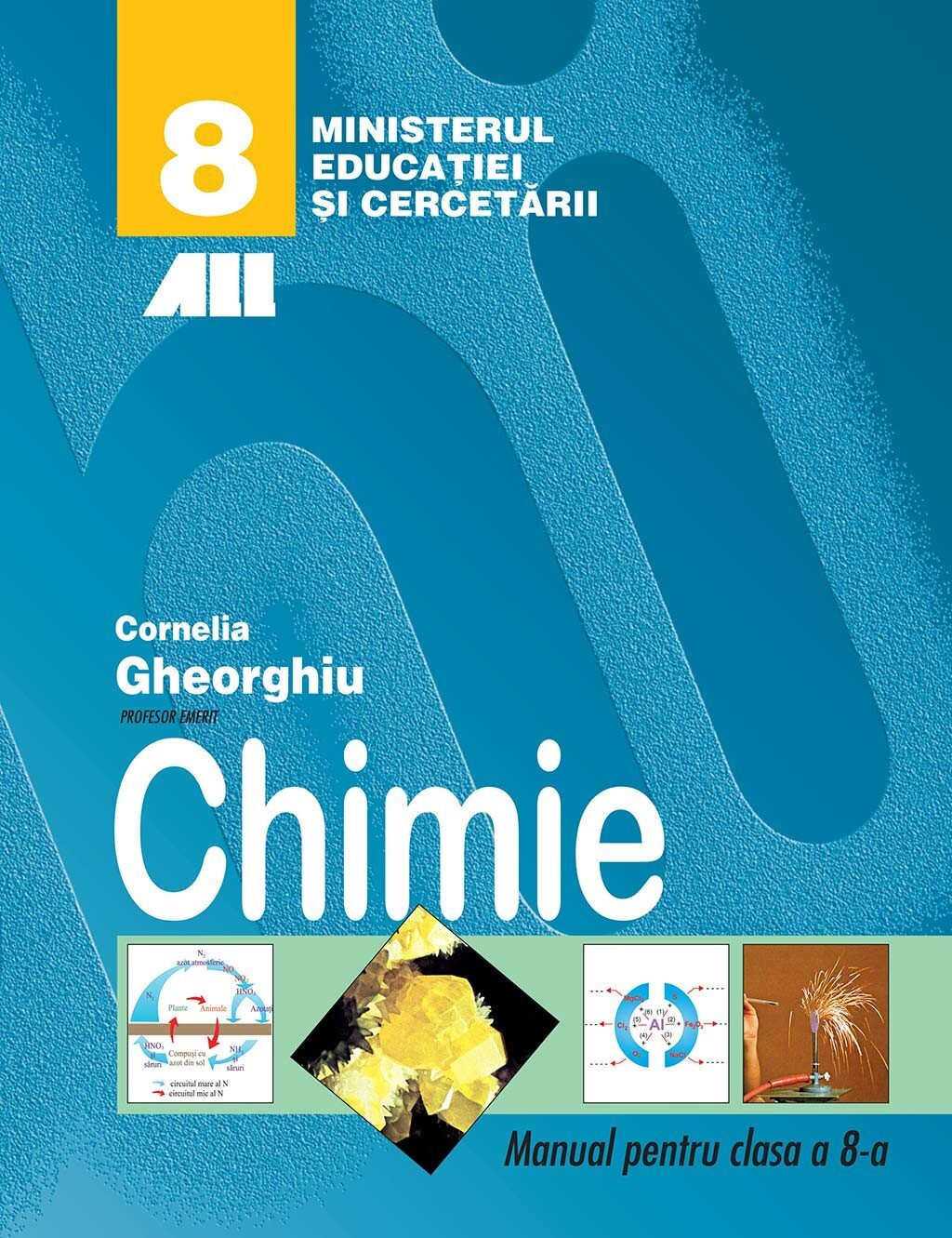 Chimie. Manual pentru clasa a 8-a (eBook)