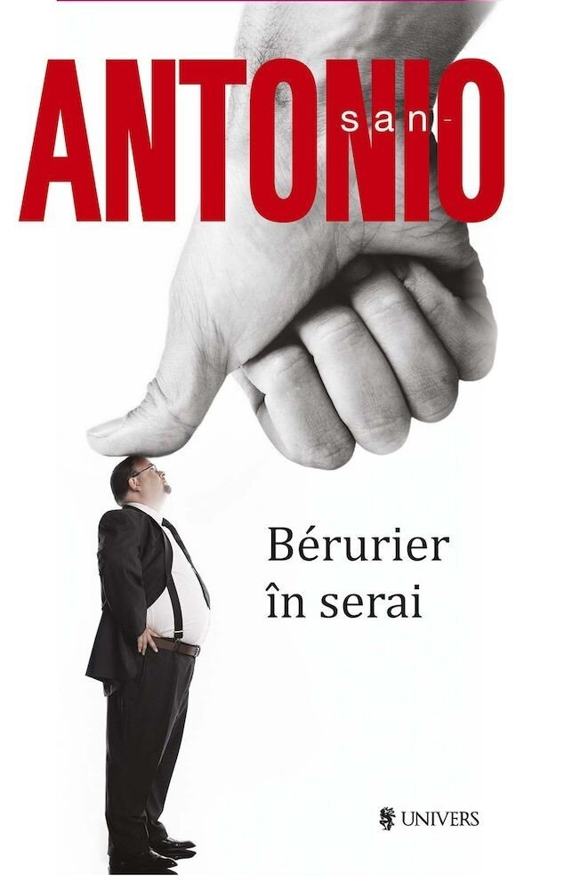 San-Antonio. Berurier in Serai