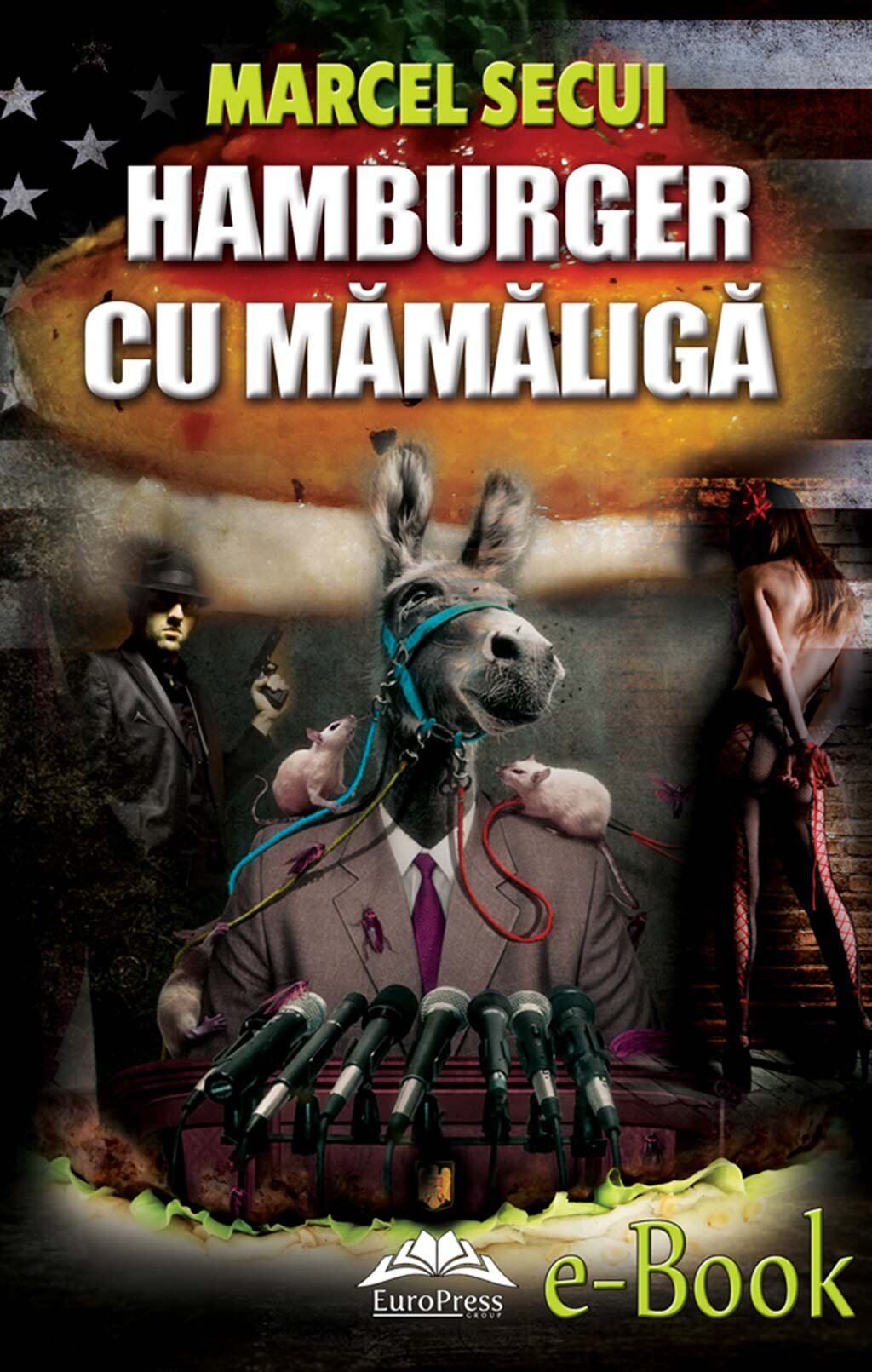 Hamburger cu mamaliga (eBook)