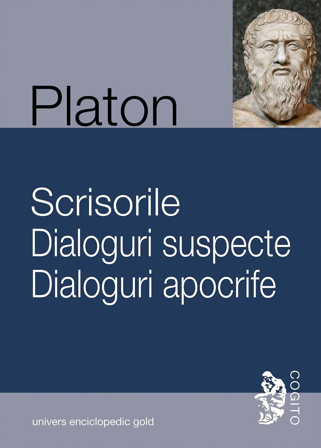 Scrisorile. Dialoguri suspecte. Dialoguri apocrife (eBook)