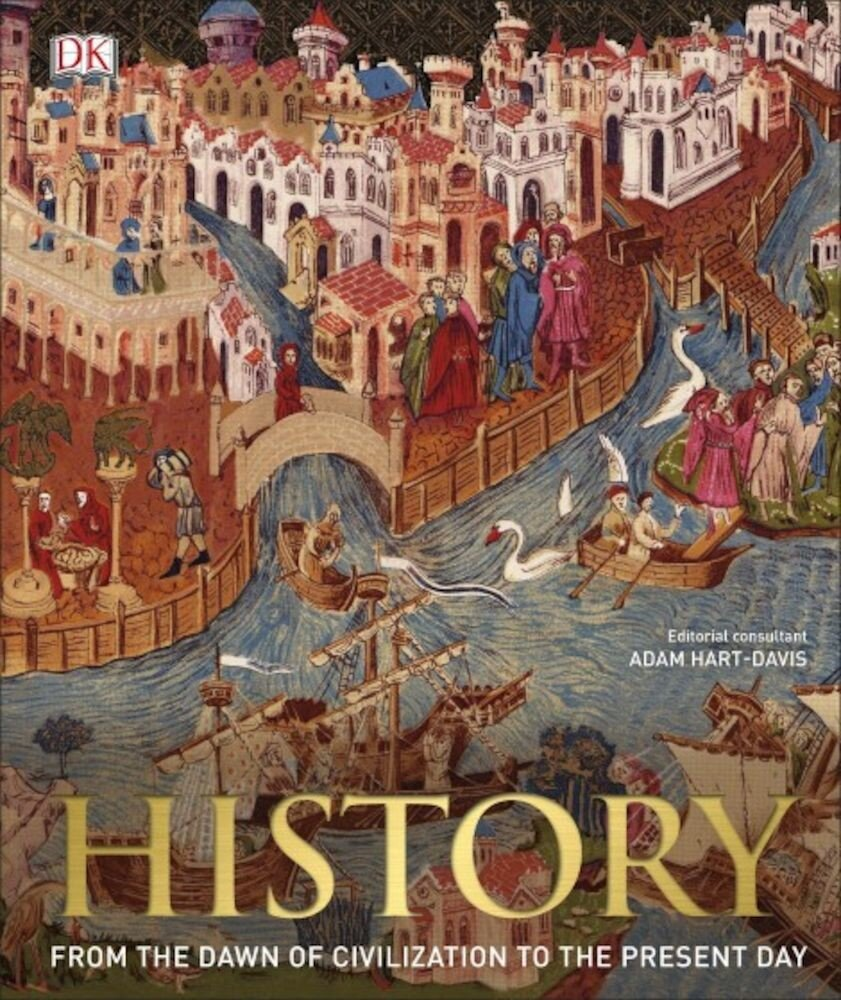 History. From the dawn of civilization to the present day - English Version