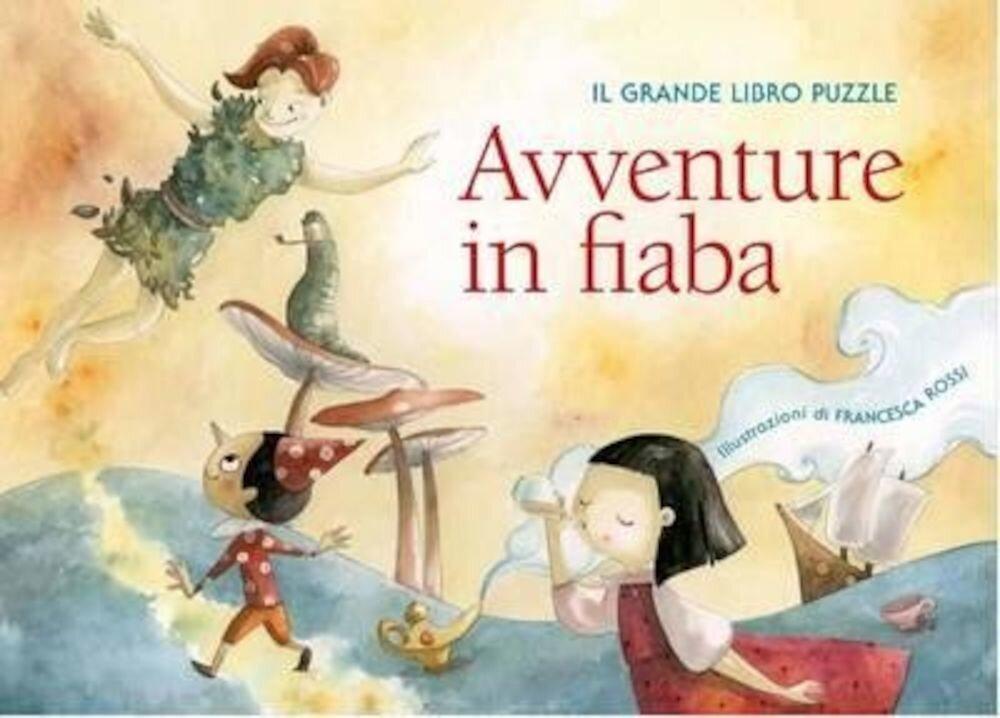 Avventure in fiaba: Puzzlebook