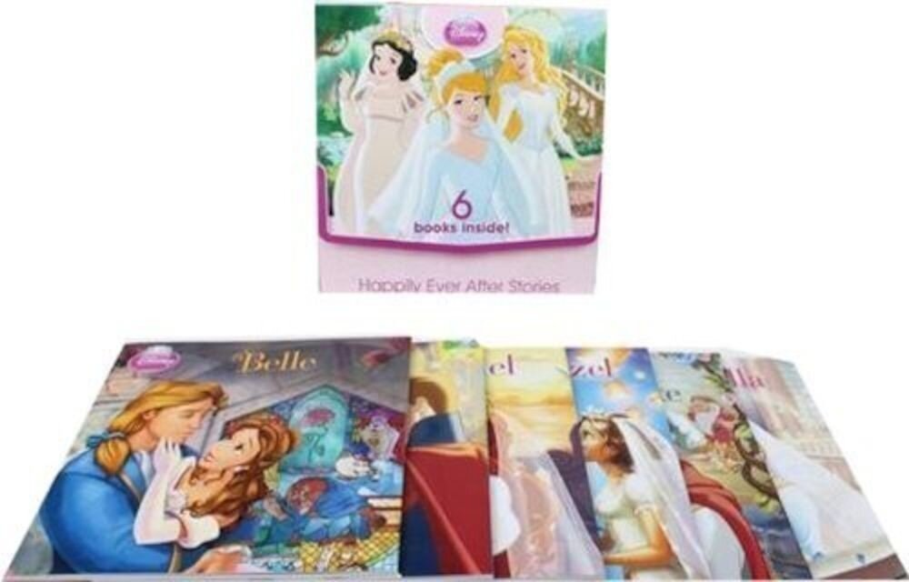 Disney Princess Happily Ever After Stories