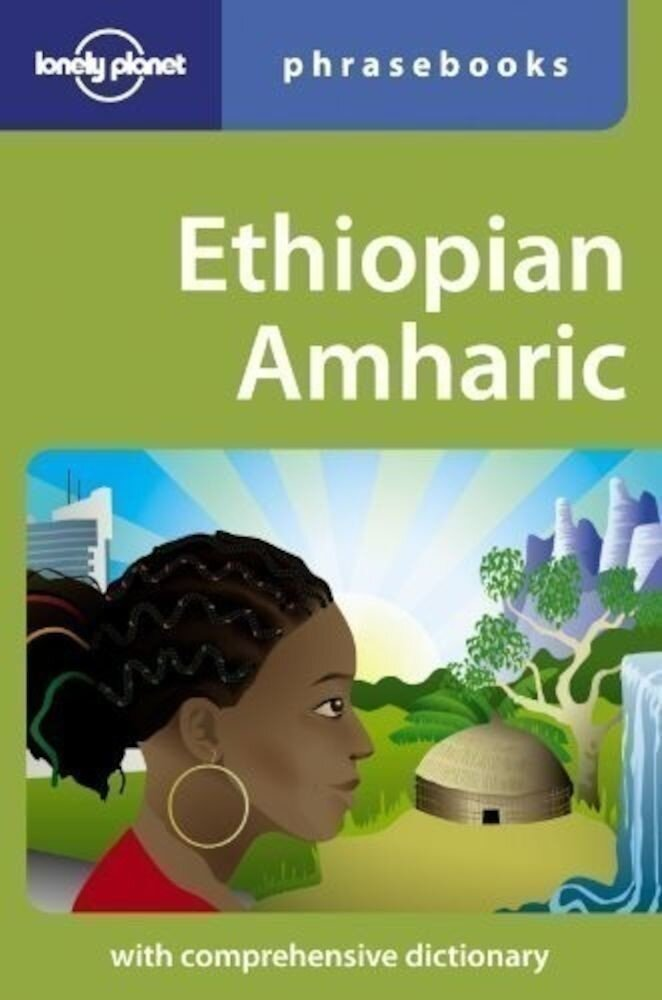 Coperta Carte Lonely Planet Ethiopian Amharic Phrasebook