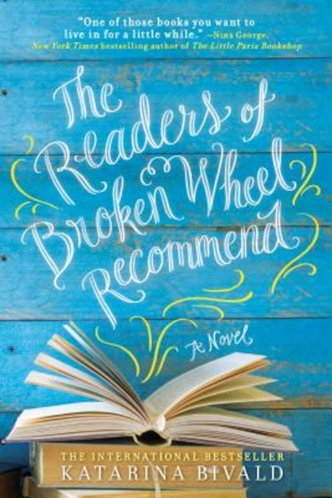 The Readers of Broken Wheel Recommend, Paperback