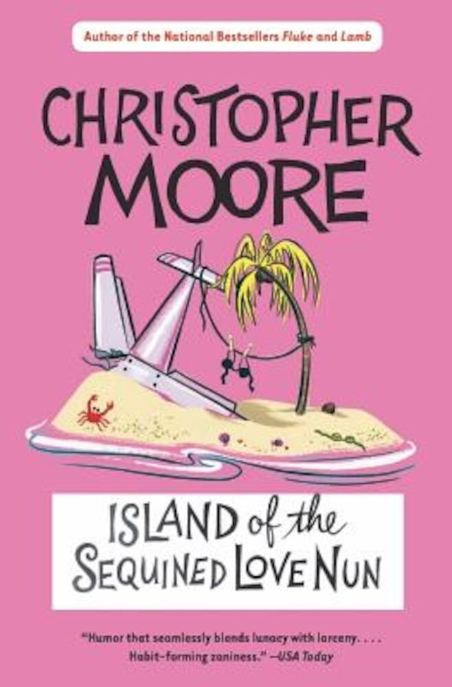 Island of the Sequined Love Nun, Paperback
