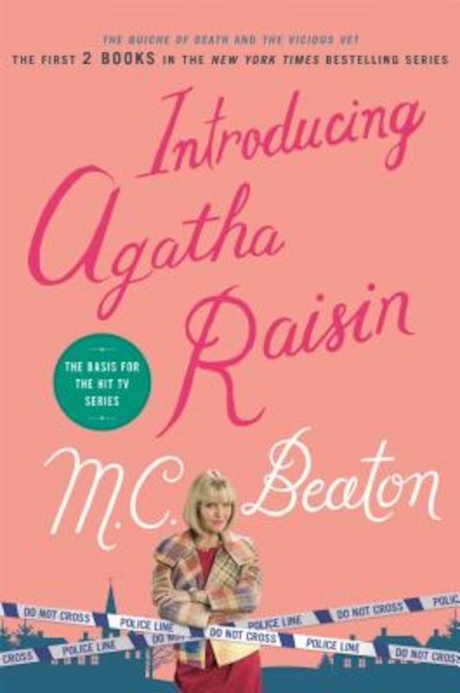 Introducing Agatha Raisin: The Quiche of Death/The Vicious Vet, Paperback